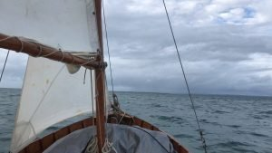 sailing moonlight