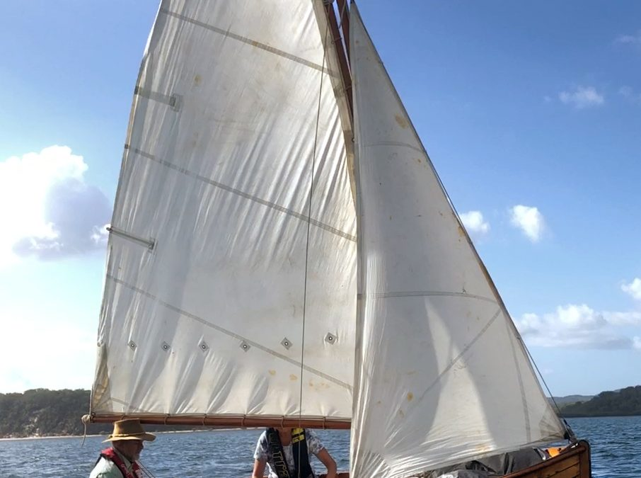 Staying fit to sail